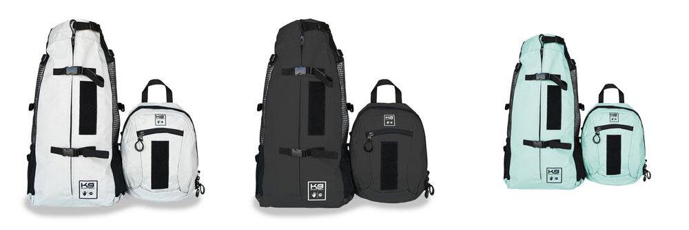 k9運動背袋airplus所有顏色細節展示