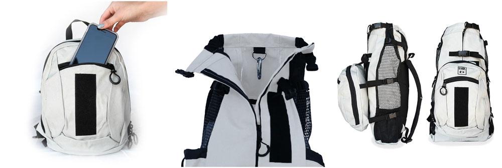 k9運動背袋airplus背袋細節照片