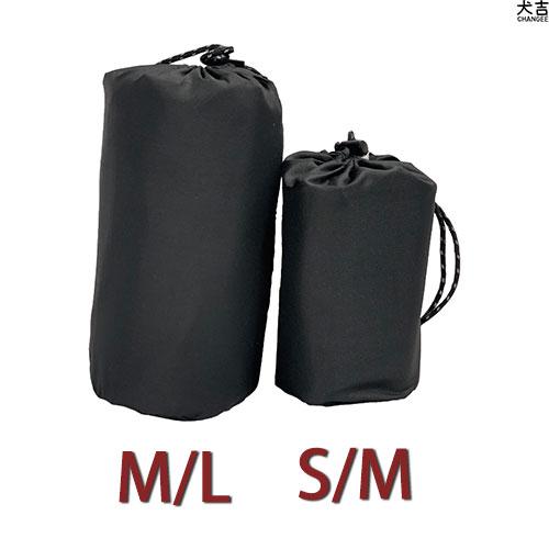 KLYMIT科技輕量充氣睡墊兩種尺寸收納大小比較