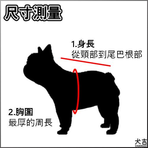 rover大狗款尺寸測量